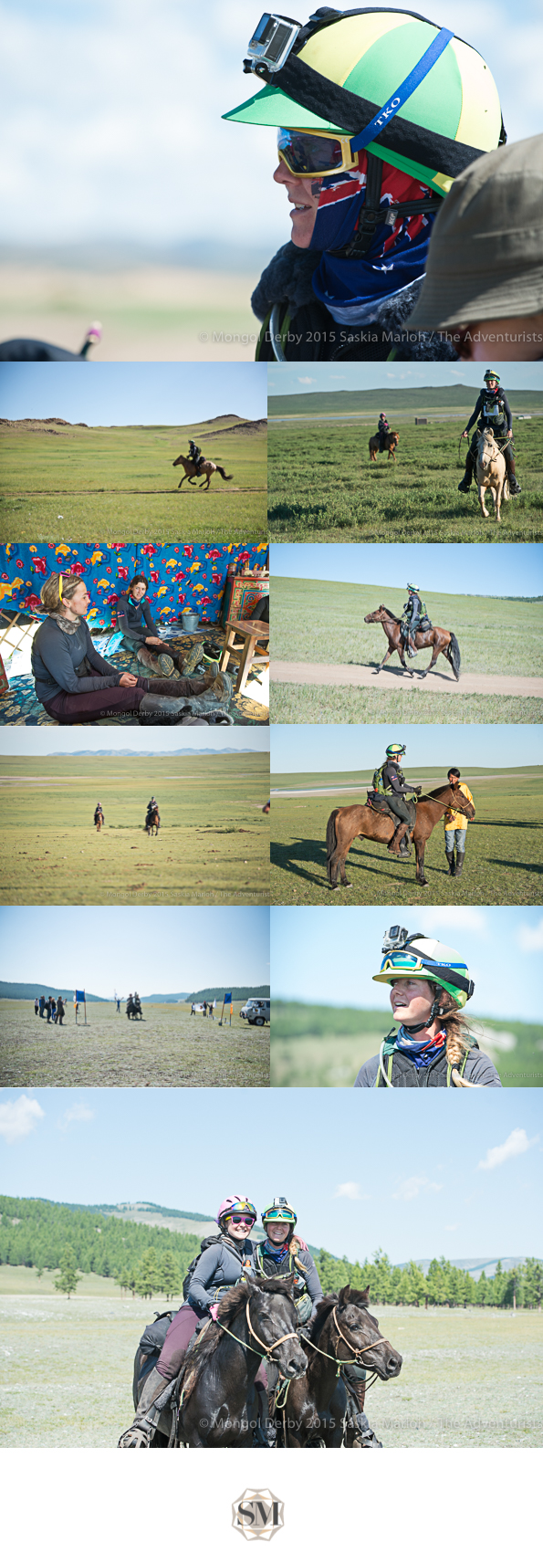 Mongol Derby 2015 Louise Crosby by Ssakia Marloh -2