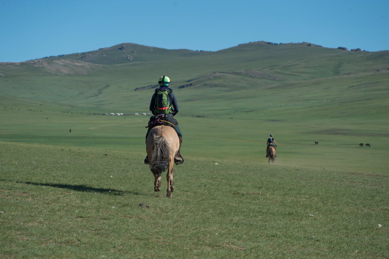 5 Moments that shaped the Mongol Derby 2015