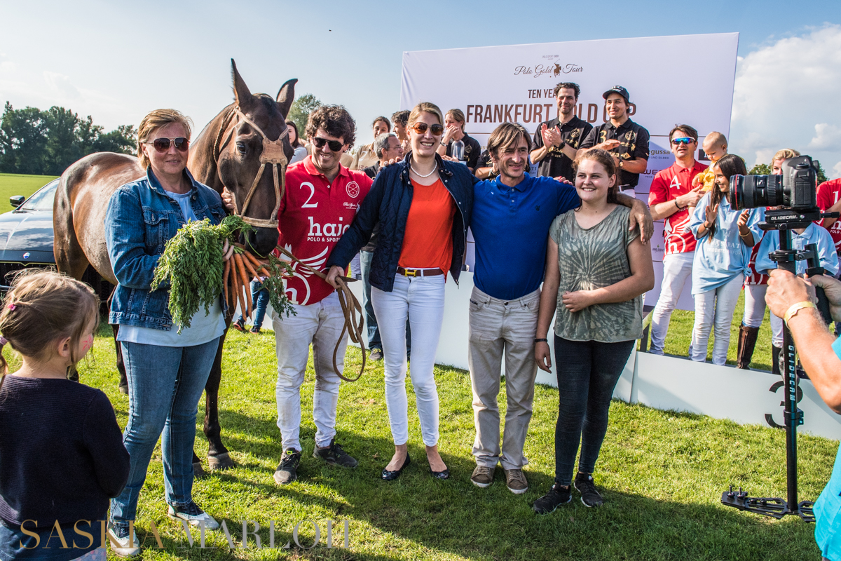 Best playing pony Frankfurt Gold Cup 2017