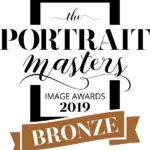 2019 Portrait Masters Image Awards Logo - BRONZE